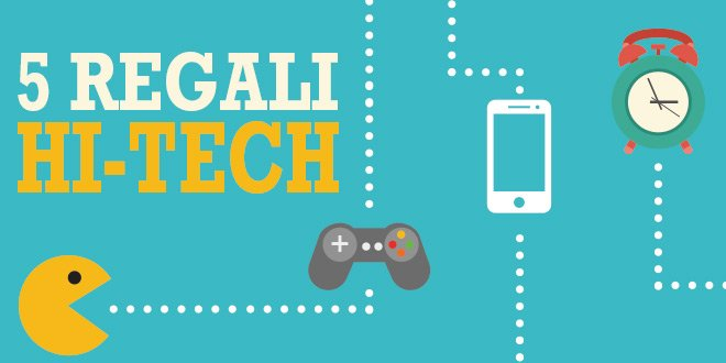 5 regali hi tech per festa di 18 anni for Regali hi tech