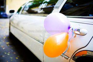 affitto limousine roma per compleanno
