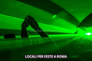 locali per feste a roma