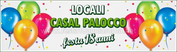 Locali per feste Roma Casal Palocco