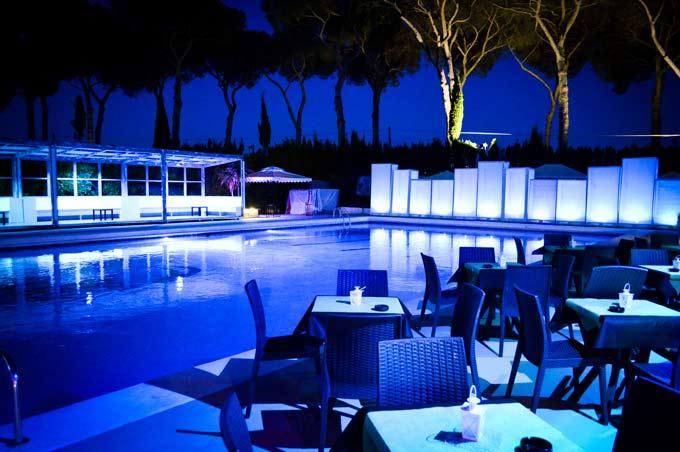 Piccole Sale Per Feste Roma : Appio claudio eventi roma per feste anni in piscina