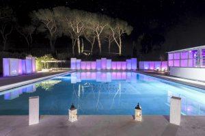 piscina del locale appio claudio