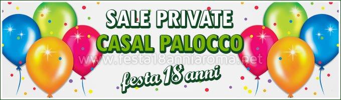Sale private per feste Roma Casal Palocco