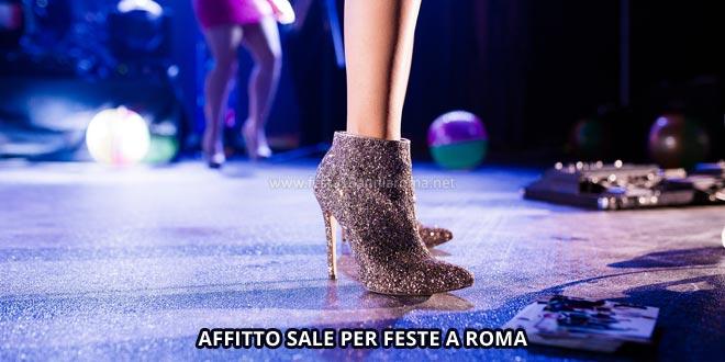 affitto sale per feste a roma