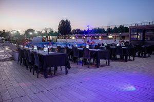 spazio esterno per feste 1 8anni a roma