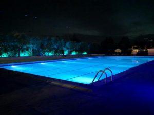 oasi eventi piscina esterna