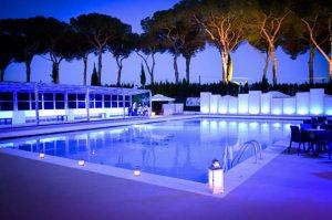 appio claudio eventi locale con piscina per feste private a roma